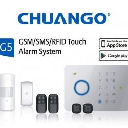 Chuango CG-G5 GSM/SMS Σύστημα Ασφαλείας - CG-G5