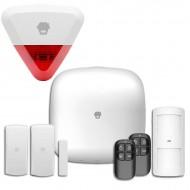 Chuango Σύστημα Συναγερμού H4 Plus WiFi / GSM / GPRS- H4 Plus-KIT2