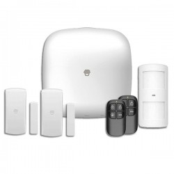 Chuango Σύστημα Συναγερμού H4 Plus WiFi / GSM / GPRS- H4 Plus