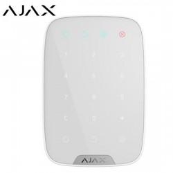 Ajax Αμφίδρομο Ασύρματο Πληκτρολόγιο Συναγερμού- Λευκό