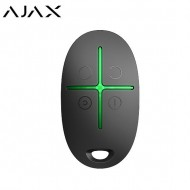 Ajax SpaceControl Τηλεχειριστήριο Συναγερμού- Μαύρο