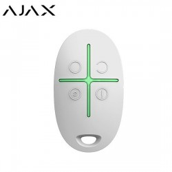 Ajax SpaceControl Τηλεχειριστήριο Συναγερμού- Λευκό