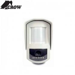 Crow Ασύρματος ανιχνευτής κίνησης εξωτερικού χώρου με κάμερα- FW2-PIRCAM-OUT