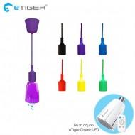 eTiger Ring φωτιστικό οροφής για την λάμπα Cosmic LED- A0-CL02-2