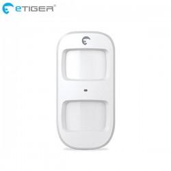 eTiger Αισθητήρας κίνησης εσωτερικού χώρου +  κατοικίδιων - ES-D2A