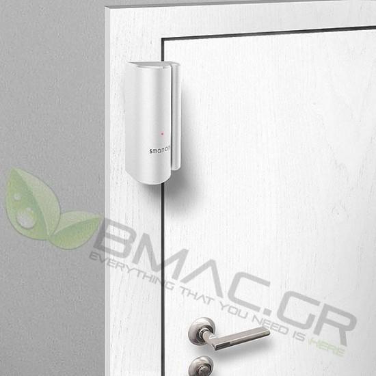 Smanos K2 Smart Home DIY Kit Wireless WiFi and Z-Wave Plus Home Security  Alarm System- K2
