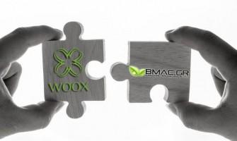 Συνεργασία BMAC.GR- WOOX