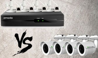 Διαφορά DVR και NVR