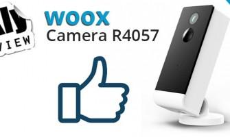 Review: Νέα WOOX Κάμερα R4057 με μπαταρία
