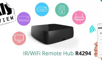Review: Νέο Woox IR/WiFi Τηλεχειριστήριο όλα σε ένα!