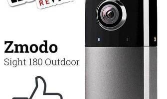 Τεστάρουμε την νέα κάμερα Zmodo Sight 180 Outdoor