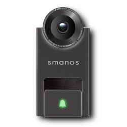 Smanos WiFi Full HD  Θυροτηλέφωνο με εφαρμογή για κινητά DB-20