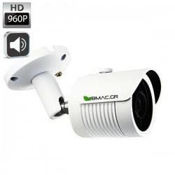 BMC TVI Bullet Κάμερα HD 960P με ήχο - BMCTHC130S