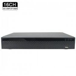 BMC XVR Υβριδικό Καταγραφικό H.265 16 καναλιών 5MP HD ή 32 καναλιών IP 8MP- XVRDA3116HD