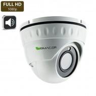 BMC TVI Dome Κάμερα Full HD 1080P με ήχο - BMCTHC200F