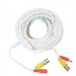 CCTV BNC καλώδιο για αναλογικές κάμερες 10m