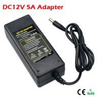 CCTV τροφοδοτικό ρεύματος καμερών 12V 5Am PSU -12-5A