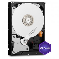 HDD 3.5'' Western Digital Purple 4TB  - WD40PURX