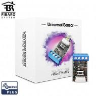 Fibaro Universal Binary Αισθητήρας Z-Wave Plus- FGBS-001