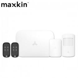 Maxkin WiFi/GSM Ασύρματο Σύστημα Συναγερμού με τεχνολογία FHSS- X1 Plus