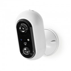 Nedis IP Wi-Fi Κάμερα 1080p Αδιάβροχη WIFICBO20WT