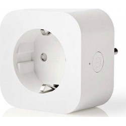 NEDIS WIFIP130FWT WiFi Smart Plug Schuko Type F 10A