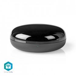 NEDIS WIFIRC10CBK WiFi Smart Universal Remote Control InfraRED