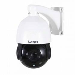 Longse IP Ai Περιστρεφόμενη Κάμερα Ασφαλείας  2MP 18X Οπτικό ζουμ Pan/Zoom H265+   - PT4A18XIHSL200
