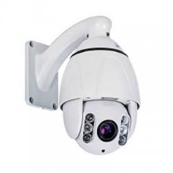 Isee IP Περιστρεφόμενη Κάμερα 2.43 MP Εξ. Χώρου x10 Οπτικό ζουμ- INP6A10XC20