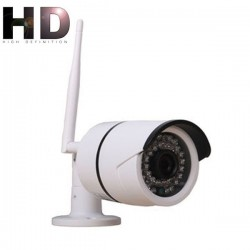 BMC IP CAMERA 720P OUTDOOR WIFI and Lan - NW3121HT-W