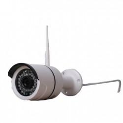 Δικτυακή BMC IP Κάμερα 720P εξωτερικου χώρου  WIFI και Lan - NW3121HT-W