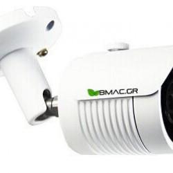 """Δικτυακή BMC IP Κάμερα PoE 3MP με αισθητήρα Sony CMOS1/ 3""""  - BMCLBH30S400-P"""