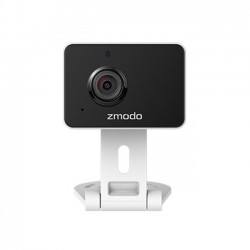 IP 1080P FullHD Mini Wifi δικτυακή κάμερα με αμφίδρομο ήχο - ZM-SH75D001-WA