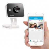 IP 720P HD Mini Wifi δικτυακή κάμερα με αμφίδρομο ήχο - ZM-SH75D001-WA