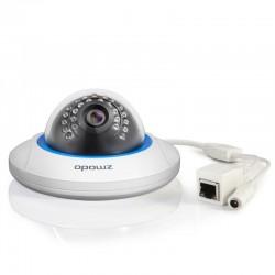 Zmodo IP Ασύρματη Wi-Fi Κάμερα 720P HD DOME με νυχτερινή λήψη εώς 15m- ZP-IDP15-W
