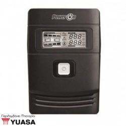 Power On UPS 950VA Line Interactive με σταθεροποιητή τάσης AVR  VLD-950