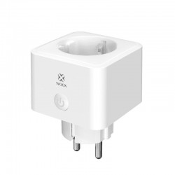 WOOX Smart WiFi Πρίζα 16A 3680W για τηλεχειρισμό ηλεκτρικών συσκευών-R6087
