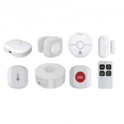 WOOX Smart Security KIT Pro ( 8 προϊόντα Zigbee 3.0 ) - R7073