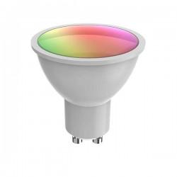 WOOX Smart WiFi LED RGBW Λάμπα Σποτ  5Watt (40W)  GU10- R9076