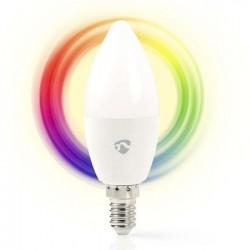 Nedis Smart λάμπα RGB LED E14 4,5W