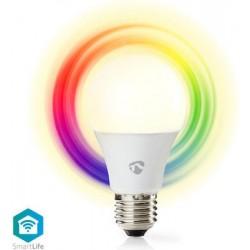 Nedis WIFILC11WTE27 E27 A60 6W RGB Smart