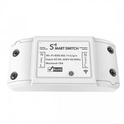 WOOX Smart WiFi Τηλεχειριζόμενος Διακόπτης Switch 10A - R4967