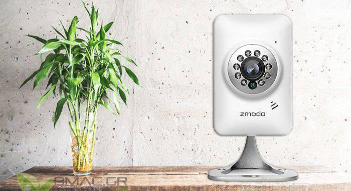 IP 720P HD Wifi Network Camera Two way Audio - ZH-IXB1D-WAC